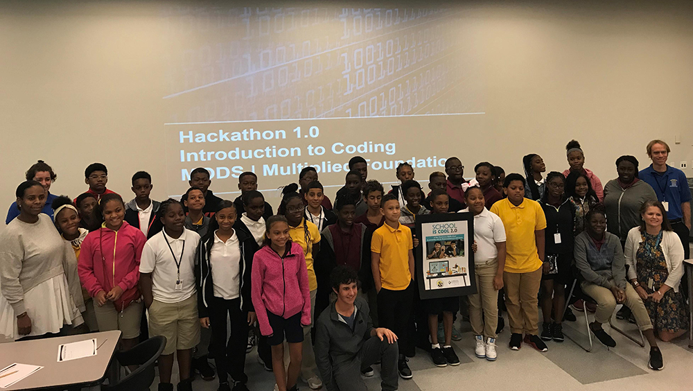 Hackathon Group Picture